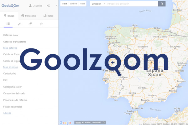 Goolzoom y la información catastral
